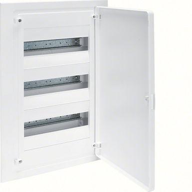 Щит в/у з білими дверцятами, 36 мод. (3х12), GOLF
