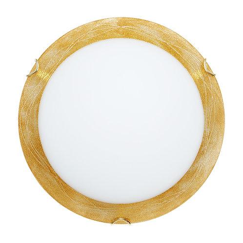 Светильник 'Мираж' 24140, золото