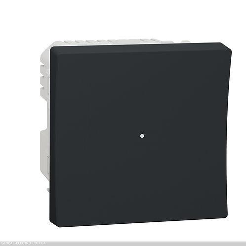 NU353754 Wiser pелейний вимикач 10A білий антрацит