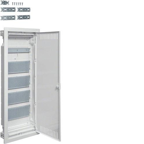 Щит 5-рядний для ММ-обладнання, в/у з металевими дверями, VOLTA