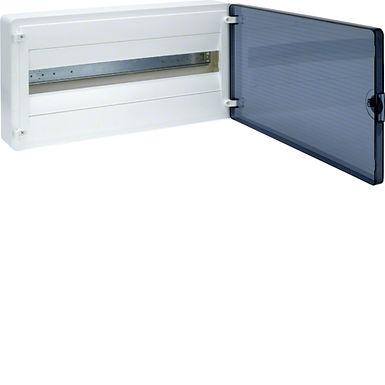 Щит з/у з  прозорими дверцятами, 22 мод. (1х22), GOLF