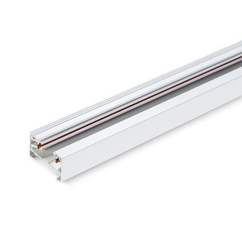 Шинопровод для крепления и питания трековых светильников VL-TRF002-W белый
