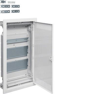 Щит 3-рядний для ММ-обладнання, в/у з металевими дверями, VOLTA