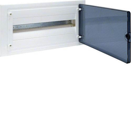 Щит в/у з  прозорими дверцятами, 22 мод. (1х22), GOLF