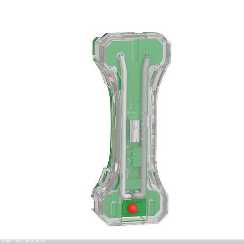 NU7104 Супорт Zamak 4 модуля