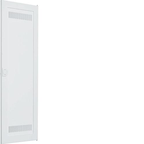 Двері білі пластикові для 4-рядного ММ-щита в/у VOLTA