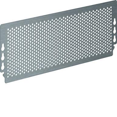 Монтажна пластина перфорована з гвинтами, 95х265мм
