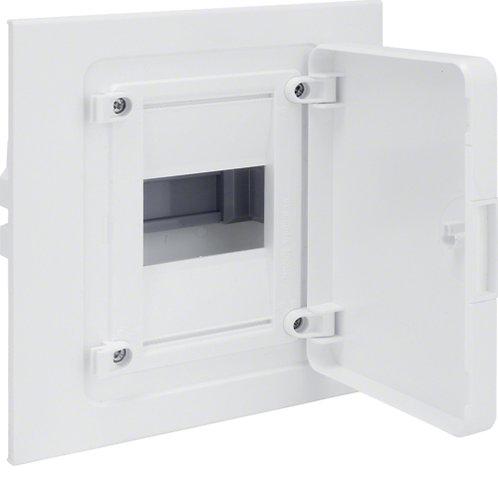 Щит в/у з білими дверцятами, 4 мод. (1х4), GOLF