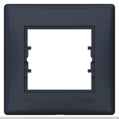 SDN5810570 РАМКА 1-постовой IP44 ГРАФИТ