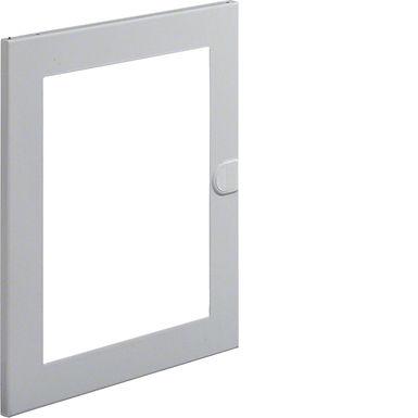 Двері металеві прозорі для щита VA24CN, VOLTA