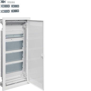 Щит 4-рядний для ММ-обладнання, в/у з металевими дверями, VOLTA