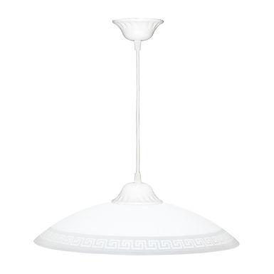 Светильник 'Карат' 26360-1, подвес, белый