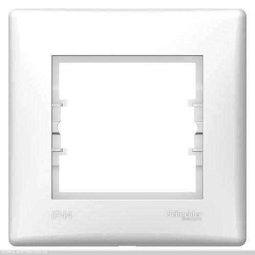 SDN5810521 РАМКА 1-постовой IP44 БЕЛЫЙ