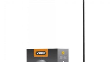LED торшер напольный чёрный VIDEX  VL-TF0702B 8W 3000-5500K 220V(4шт/ящ)