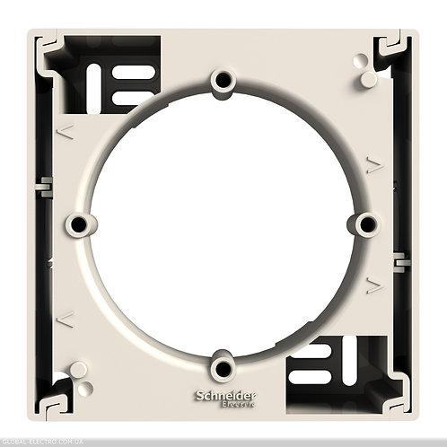 EPH6100123 Коробки для наружного монтажа КРЕМ ASFORA