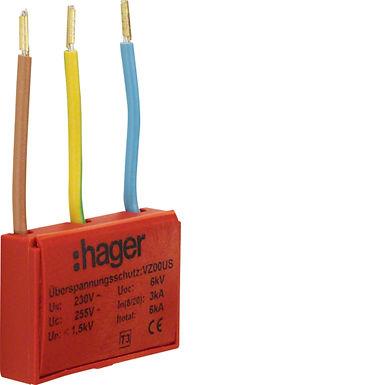 Модуль захисту від перенапруги, тип 3, 1.5кВт, зі звуковим сигналом