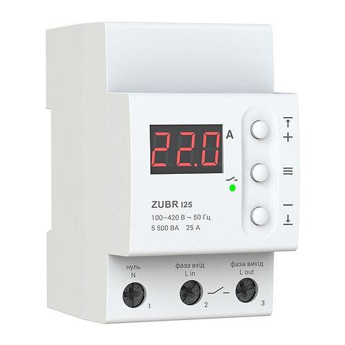Реле тока ZUBR I25