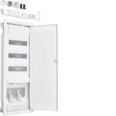 Volta.Hybrid: щит в/у, 36мод. + 1 панель для ММ, сталеві двері
