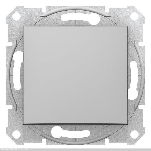 SDN0700160 Кнопочный выключатель SEDNA АЛЮМИНИЙ