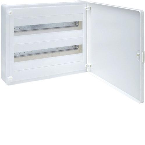 Щит з/у з білими дверцятами, 36 мод. (2х18), GOLF