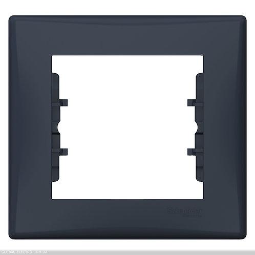 SDN5800170 РАМКА 1-постовой ГРАФИТ