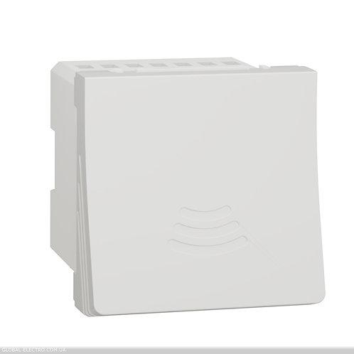 NU378618 Дзвоник електронний 2 модуля білий