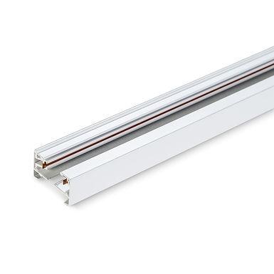 Шинопровод для крепления и питания трековых светильников  VL-TRF003-W белый