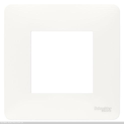 NU200218 Рамка 1-постова, білий
