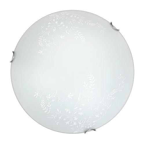 Светильник 'Лаура' 24160, белый