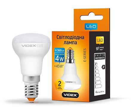 LED лампа VIDEX  R39e 4W E14 3000K 220V