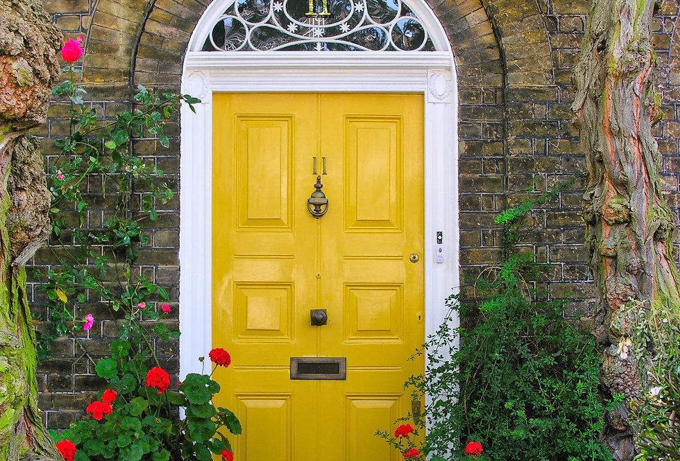Georgian Door 7