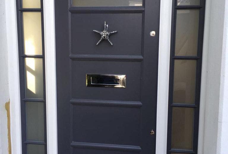 Contemporary Door 1