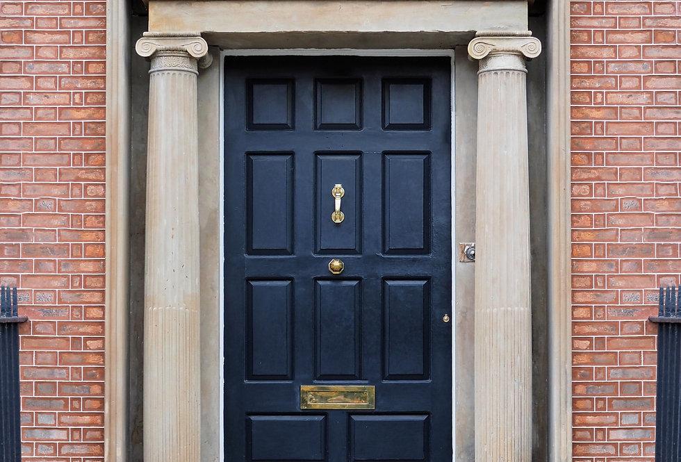 Georgian Door 8