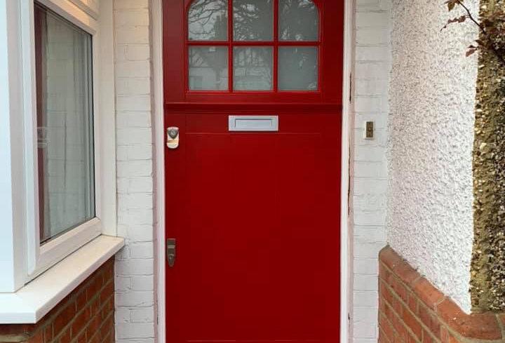 20's & 30's Door 3