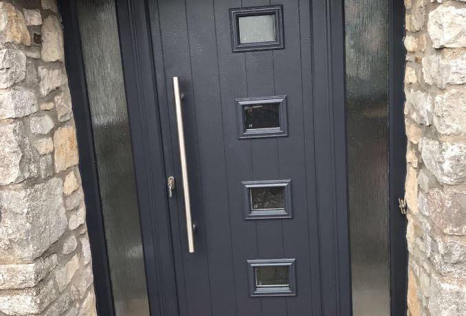 Contemporary Door 2