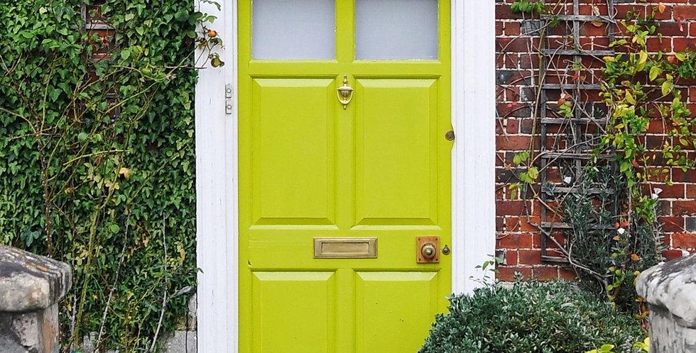 Victorian Door 5