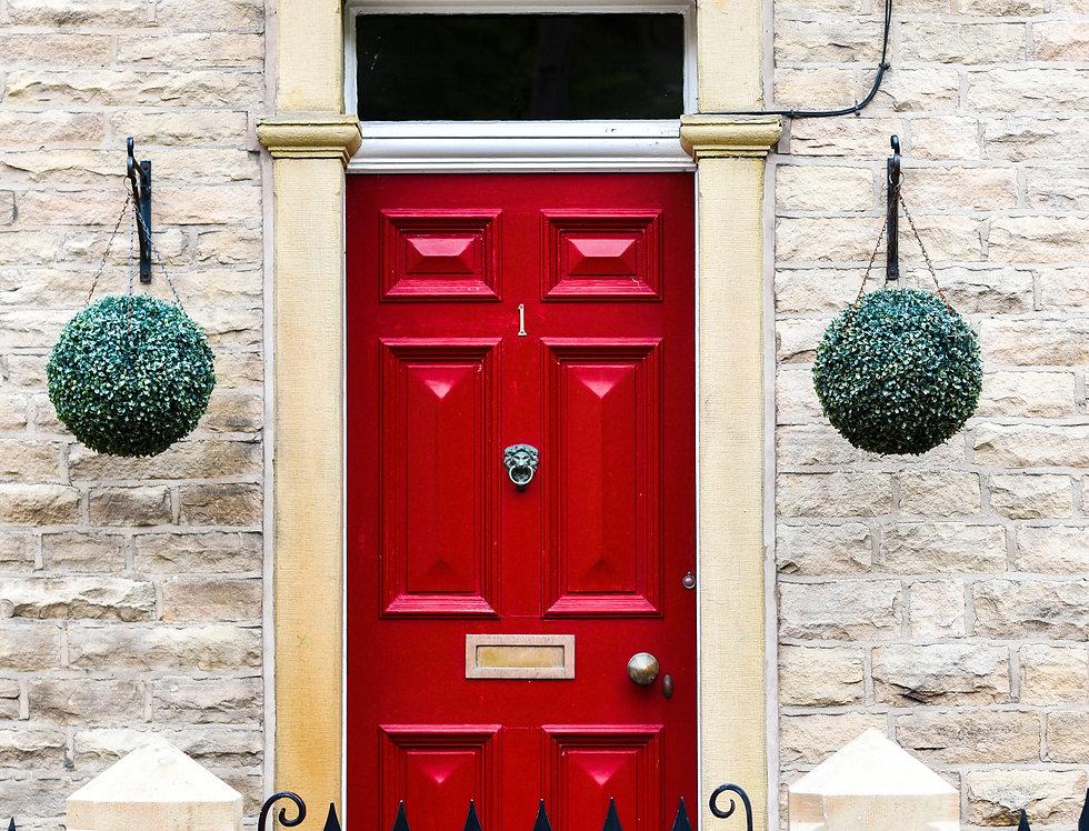 Georgian Door 2