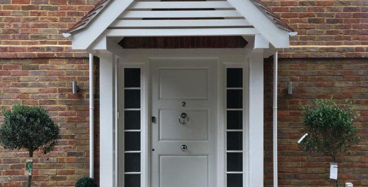 Contemporary Door 4