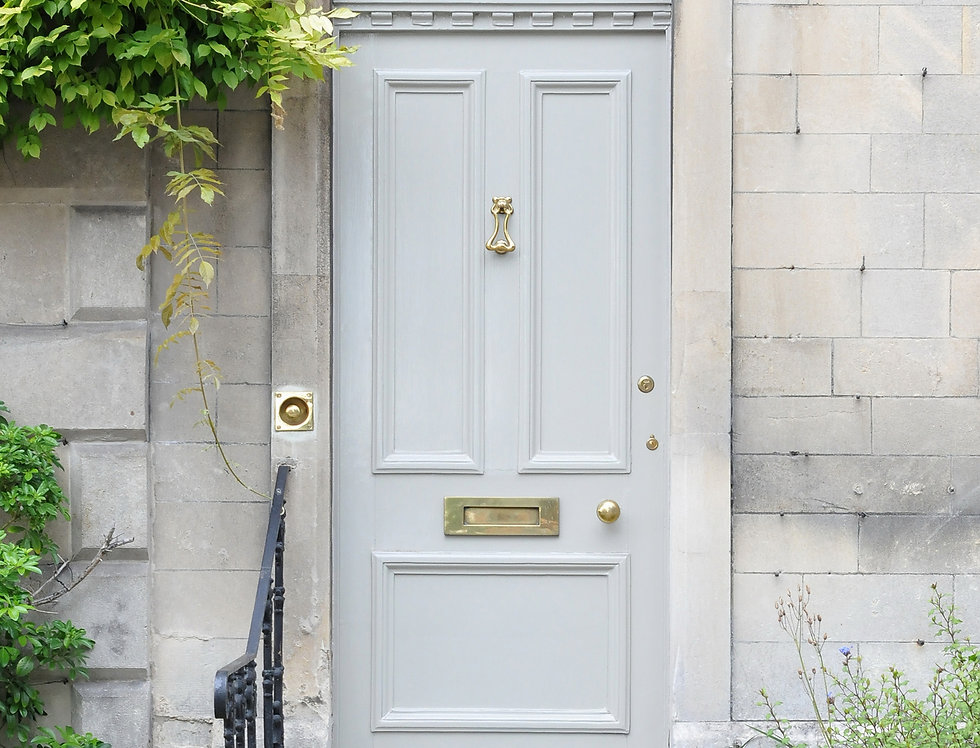 Victorian Door 1