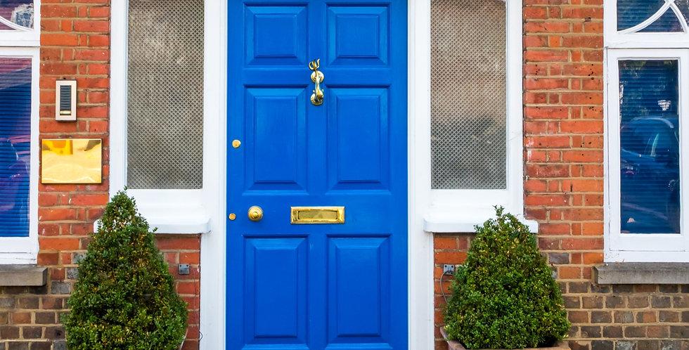 Gergian Door 1
