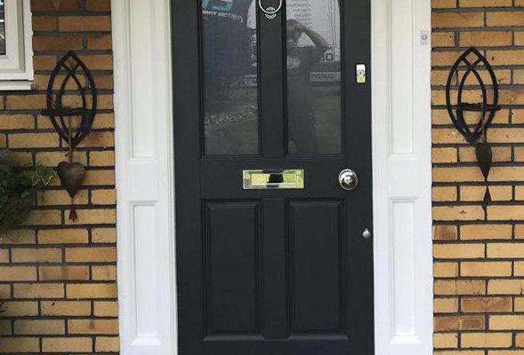 Edwardian Door 4