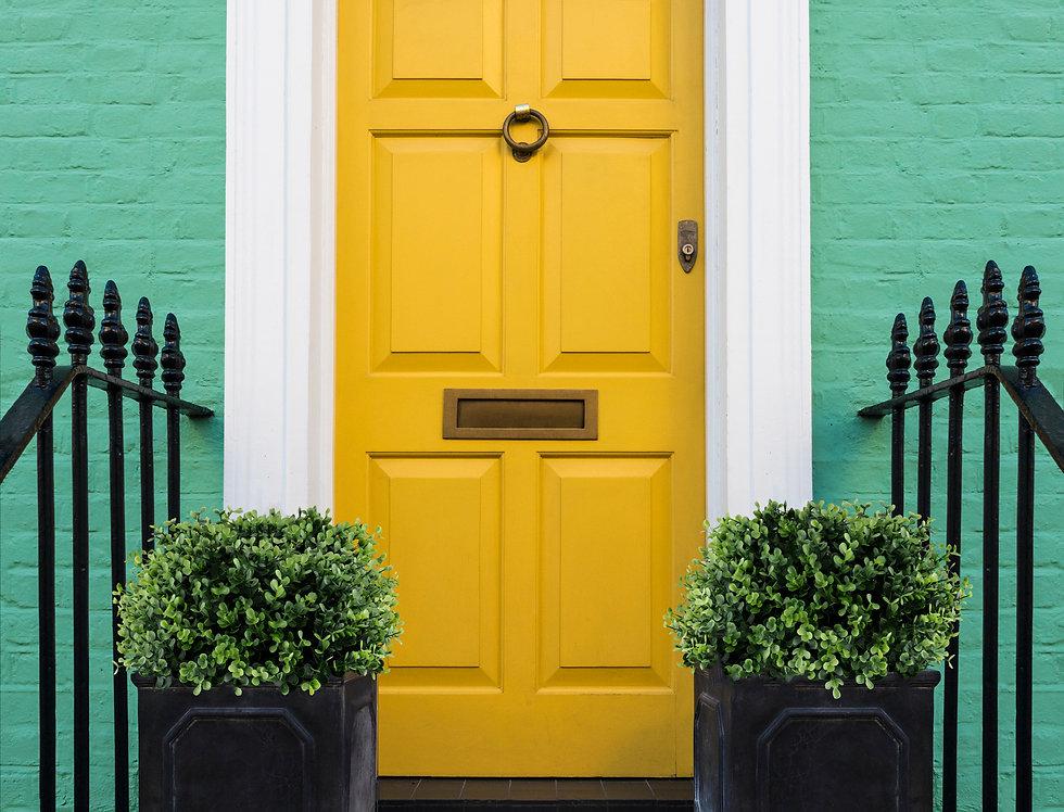 Georgian Door 4