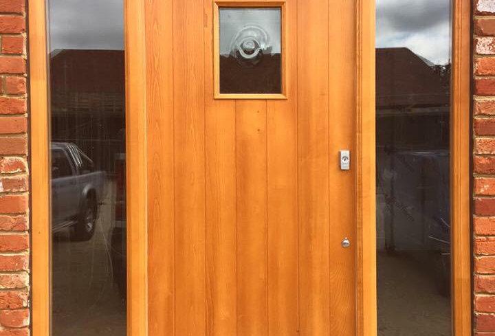 Contemporary Door 3