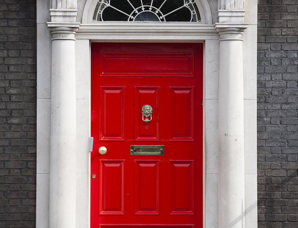 Georgian Door 6