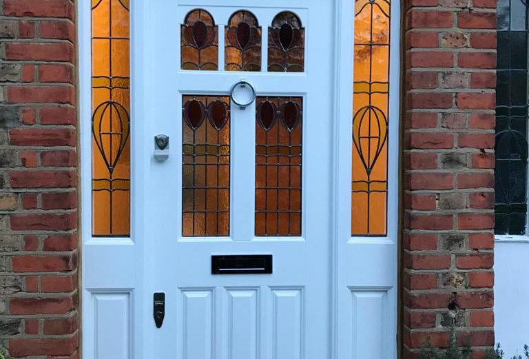 Edwardian Door 1