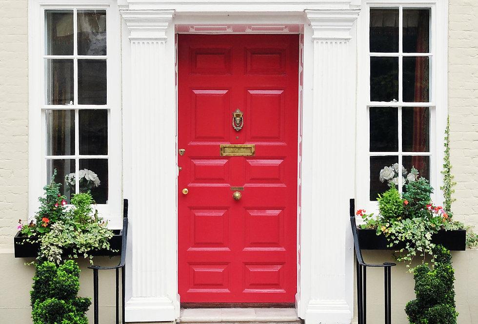 Georgian Door 5