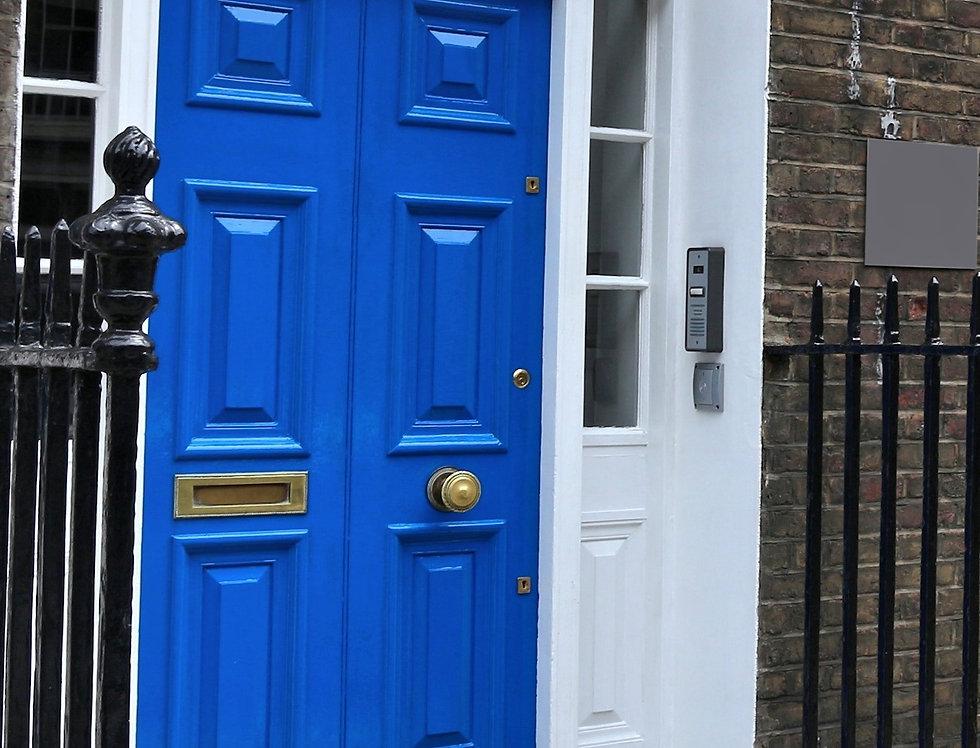 Georgian Door 3