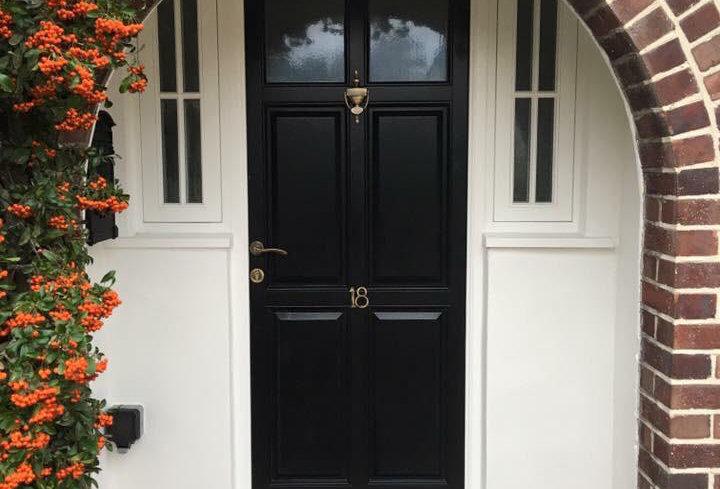 Victorian Door 2