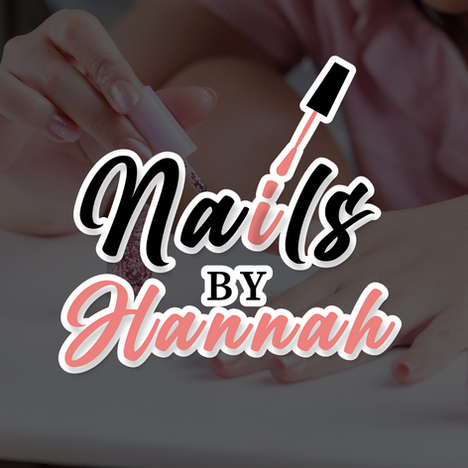 nails by hannah design guy graphic desig