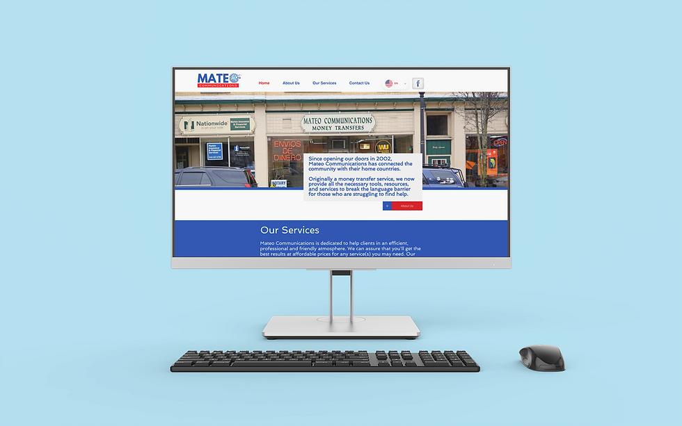 mateo communications suffern ny graphic designer near me custom websites custom logo small business resources